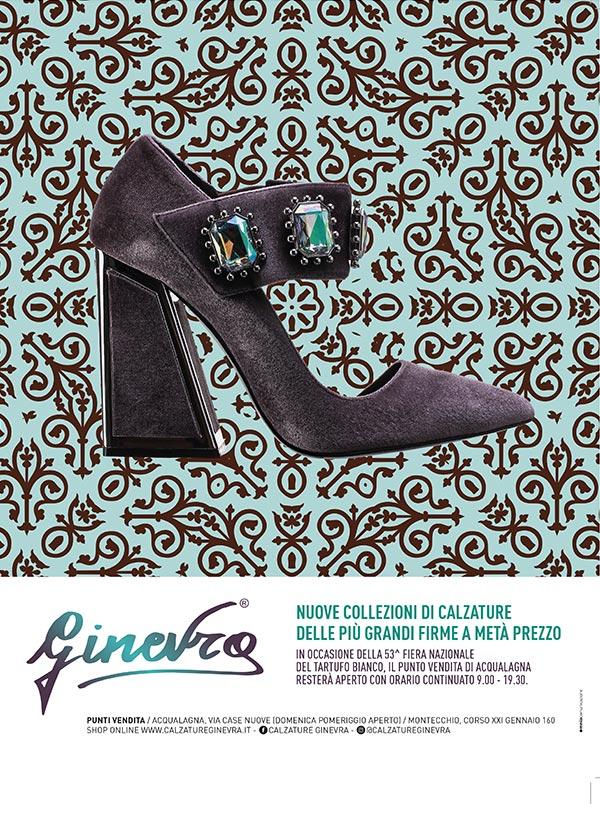 finest selection f755c c7fa7 GINEVRA CALZATURE | Omnia Comunicazione | Agenzia di ...